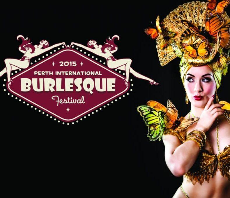 bunbury ticket image - Perth International Burlesque Festival roadshow