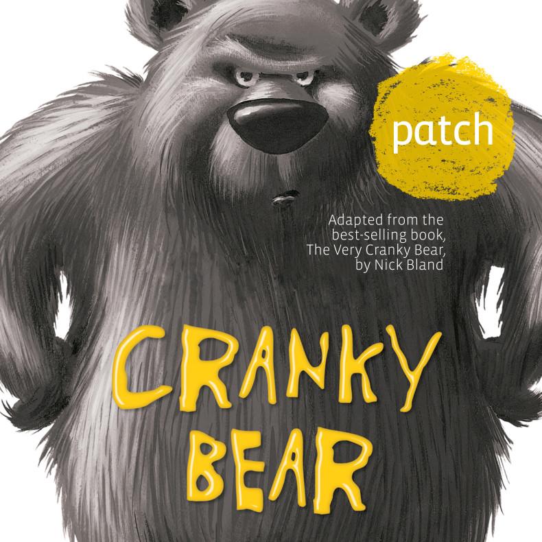 Cranky Bear RGB