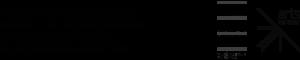 Composite logo and byline