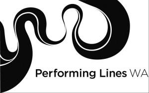 Performing Lines WA logo