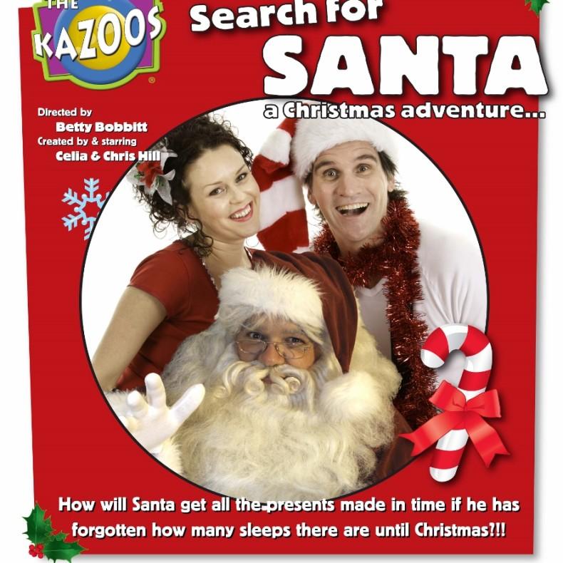 The Kazoos A3 poster (890x1024)