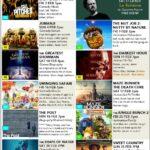 February 2018 Movie poster - Ars MR