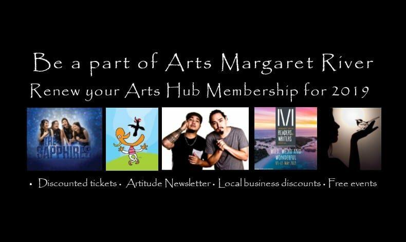 arts hub membership cover