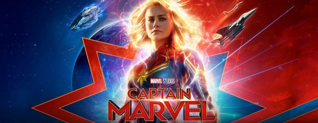 Captain Marvel - cinema Arts MR