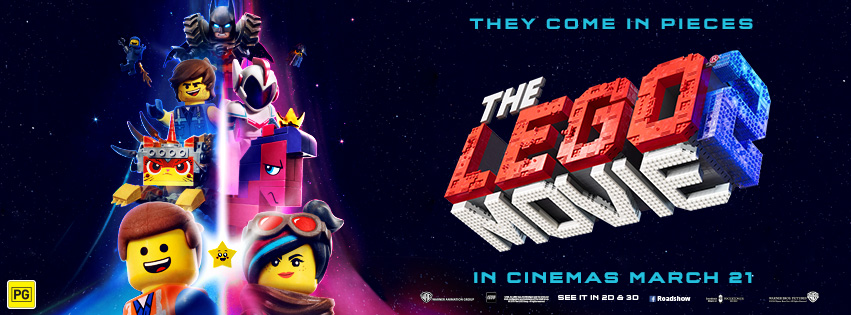 LegoMovie2 - Arts MR Cinema