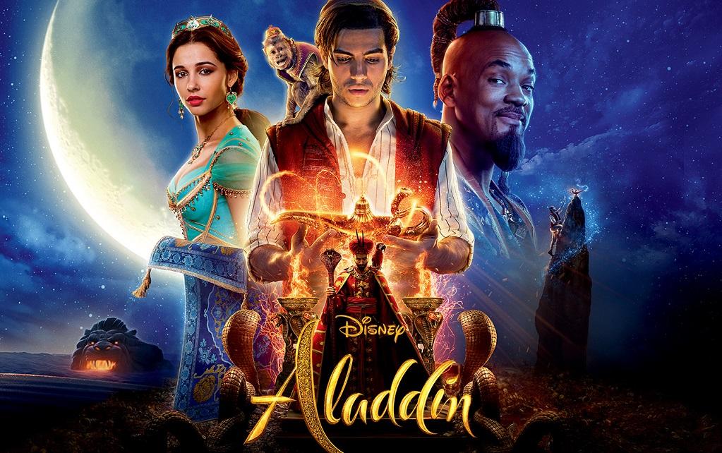 Aladdin - Cinema Arts MR