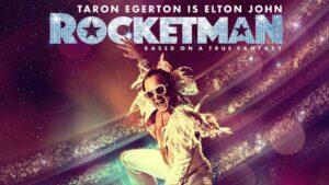 Rocketman - movie poster - Arts MR
