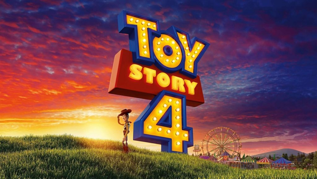 Toy Story 4 - movie poster - Arts MR