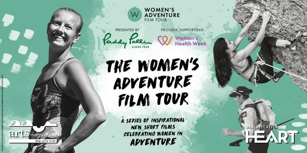 Womens Adventure film Banner