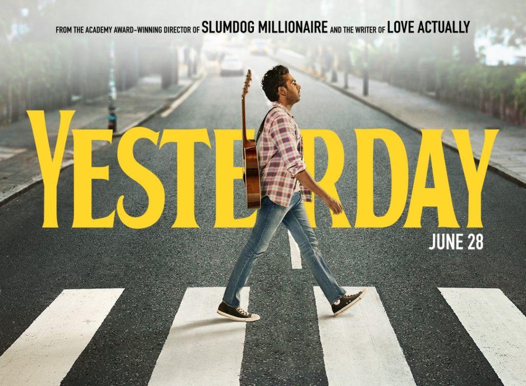 yesterday cinema poster