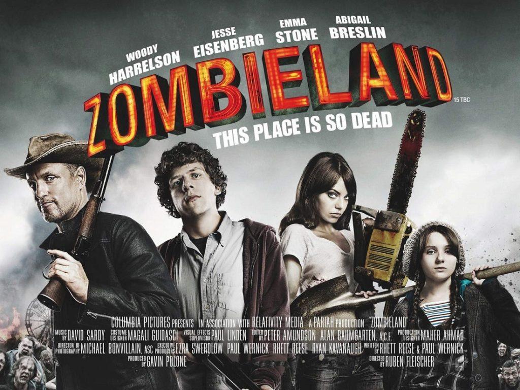 zombieland - Arts MR