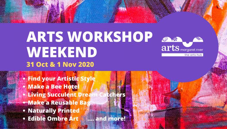 Arts MR Workshop Weekend