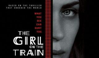 Girl on the train - cinema
