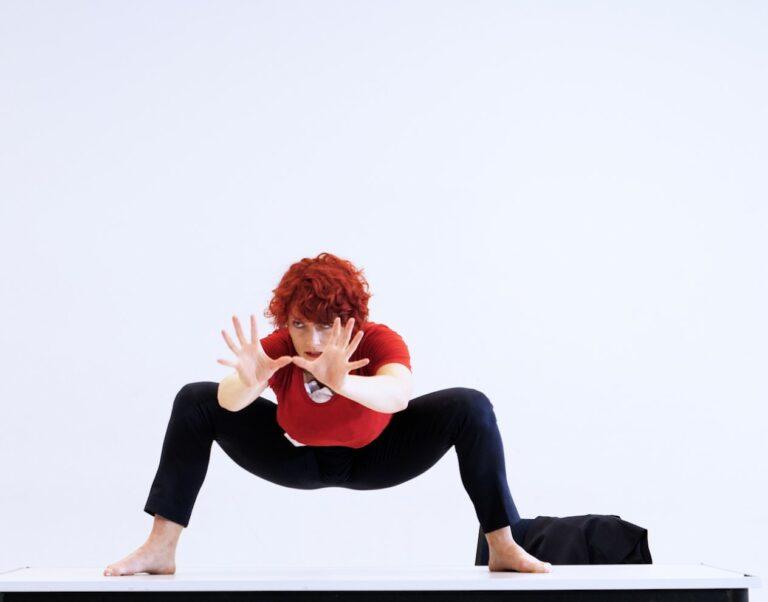 Julia dance performance