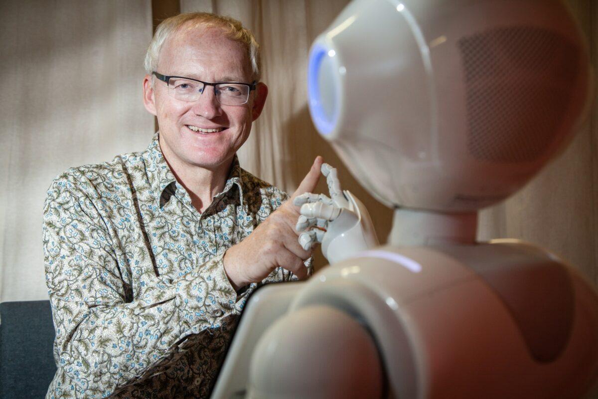 Professor Toby Walsh