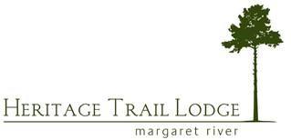 Heritage trail lodge logo